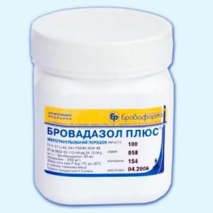 Препараты для кроликов - Бровадазол-плюс