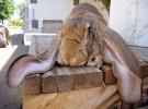 Порода кроликов Большой баран
