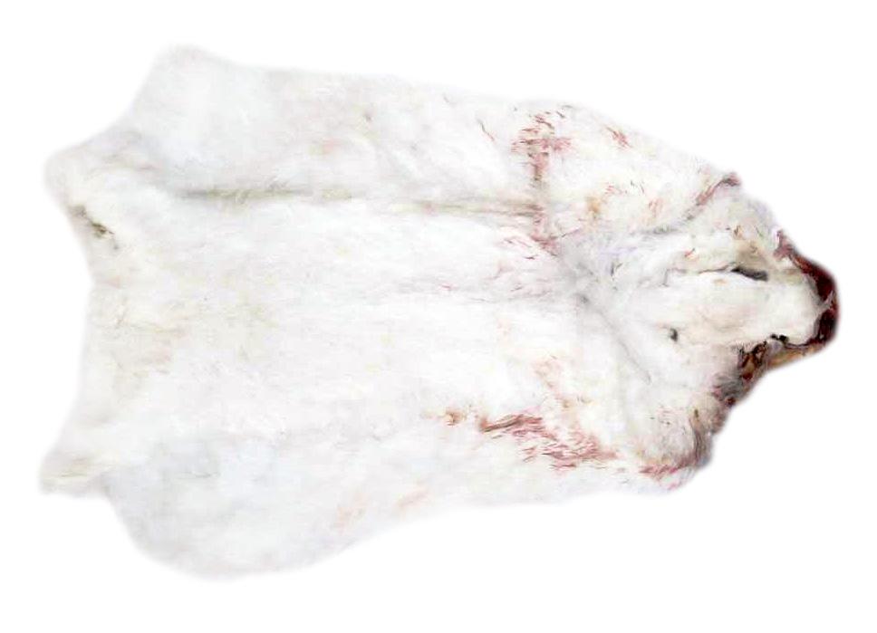 белая шкурка
